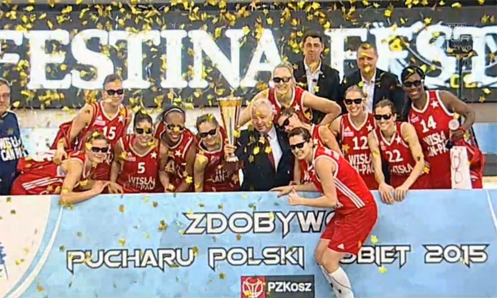 Wisła Can-Pack z Pucharem Polski