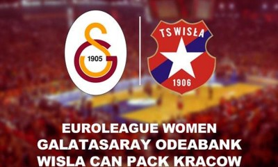 Galatasaray Stambuł - Wisła Can-Pack Kraków