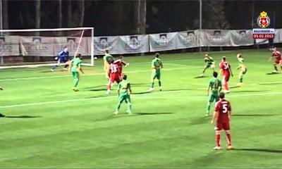 Wisła Kraków – Kubań Krasnodar 0:2 [skrót]