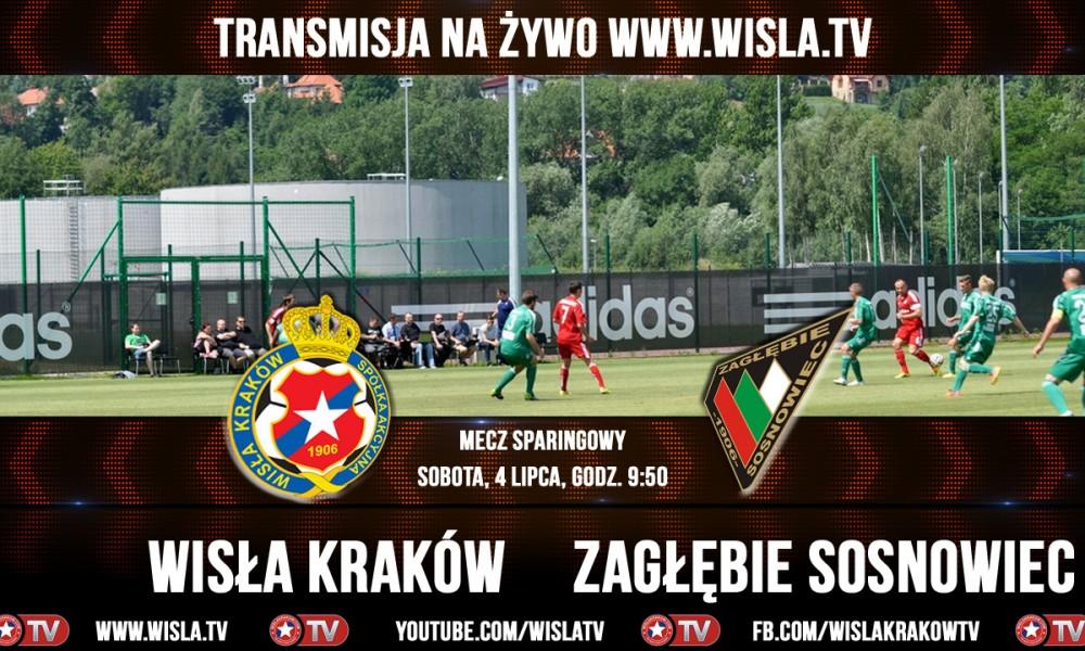 Wisła.TV: Wisła Kraków - Zagłębie Sosnowiec