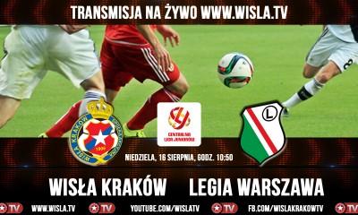 CLJ Wisła - Legia