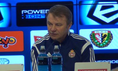Tadeusz Pawłowski, konferencja prasowa we Wrocławiu