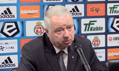 Piotr Dunin-Suligostowski - prezes Wisły Kraków