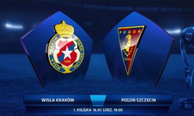 Wisła Kraków - Pogoń Szczecin 2:1