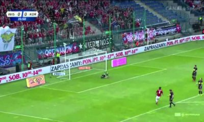 Niewiarygodny gol Guerriera w meczu z Koroną