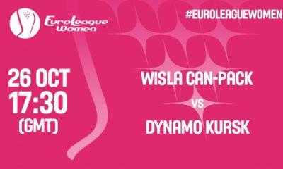 Wisła Can-Pack Kraków – Dynamo Kursk [Na Żywo]