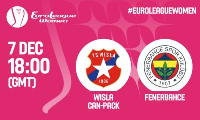Wisła Can-Pack – Fenerbahce SK [Euroliga Na Żywo]