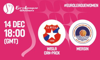 Wisła Can-Pack – Mersin BB [Euroliga Na Żywo od 18:55]
