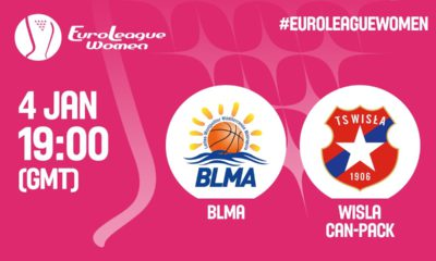 BLMA – Wisła Can-Pack [Euroliga na żywo od 20:00]