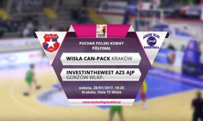PPK: Wisła Can-Pack Kraków – InvestInTheWest AZS AJP Gorzów Wlkp. [Na Żywo od 18:25]